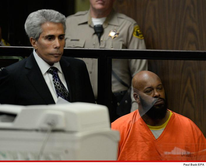 Breaking: Suge Knight was RUSHED to the hospital for a panic attack after pleading not guilty