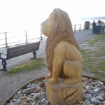 Narnia by the sea - all thats missing is the snow #Filey http://t.co/rRgQMVsBTF
