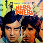 :) @MosesSapir: http://t.co/6Bt6n2sbSb Real&Rare poster of HERA PHERI @ShwetaPandit7 @SrBachchan Vinod Khanna Saira Banu & Sulakshna Pandit