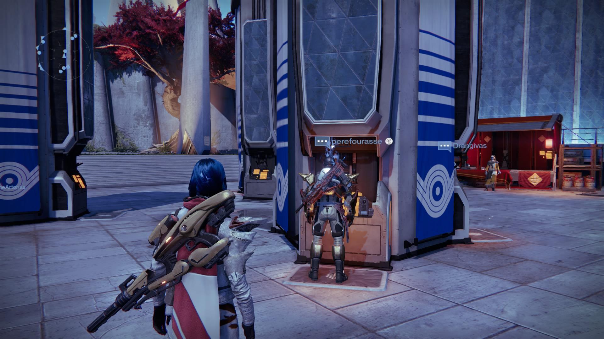 Perefourasse est à la tour ! :3 #destinythegame #destiny #PS4share http://t.co/RNUDVJYj7u