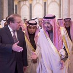 "RT ""@MaryamNSharif: Prime Minister Sharif with His Majesty King Salman bin Abdul Aziz. http://t.co/E5jEUNypmi"""