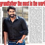 RT @priyaguptatimes: My interview with the super bright & very chilled out Rana Daggubati @RanaDaggubati #Baby