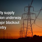 Most cities including Islamabad, Karachi, Lahore, Peshawar and Quetta witnessed blackout http://t.co/Iecy42nYb8 http://t.co/PPZOowZavZ