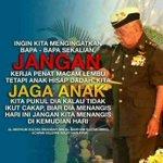 Titah Almarhum Sultan Iskandar semasa baginda menjadi YDP Agong Malaysia http://t.co/4utrwgId9t