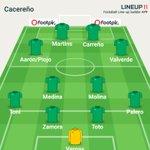 XI Cacereño vs El Palo. http://t.co/EBQKJiavv9