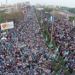 Crowed of ShaneMustafa Million March #Karachi #ShaneMustafaMillionMarch http://t.co/bVr3cpuXqO