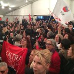Huge celebrations in #Syriza camp as first exit polls show big lead for radical left in #Greekelections http://t.co/PP1368WmAr