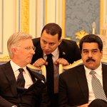 FOTOS | @NicolasMaduro sostuvo encuentro con el Rey de Bélgica, Philippe Louis Marie, en Arabia Saudita http://t.co/kMHImw03by