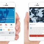"""Duarte en tu móvil"", aplicación gratis disponible. Todo sobre la vida del padre de la Patria. http://t.co/9Qs1fE7Rid http://t.co/m6WGVOENqO"