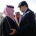Desde #Riad: Pdte. @NicolasMaduro presente en las exequias del Rey Abdalá bin Abdulaziz. http://t.co/sBuFcPtlHp http://t.co/HLppcprWME