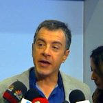 """Potami leader Theodorakis: Syriza needs allies. """"Greece cant change with party getting 151 MPs"""" #Greece http://t.co/ds1plmLBHX"""