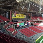 #ProBowl2015 with the wife @ashley_waite4. Not a bad anniversary!! http://t.co/6oluGbSqEV