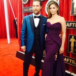 @McConaughey and Camila have arrived on the red carpet! #sagawards http://t.co/eOP78j5c4J