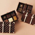 ザ・リッツ・カールトン大阪、スーツケース型チョコレートがバレンタイン限定発売 - http://t.co/5D1kIDuTGd http://t.co/Ku9Pqiz9PS