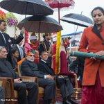President Obama sits with Prime Minister @narendramodi at Indias Republic Day parade http://t.co/NU9qdFrdmJ http://t.co/fVdm8dmIP0