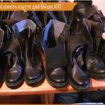 На Львівщині #волонтери шиють берці, які не поступаються натовським - http://t.co/L4IJX1SvfO #АТО #Донбас #Львів http://t.co/B7DZmkeAtD