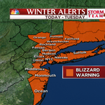#blizzardof2015 Blizzard warnings go into effect this afternoon #nyc! http://t.co/3YPhhpn8jO