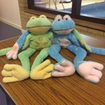 This week we are focusing on Breaststroke with a little help from our friendly frogs #bedfordshirehour http://t.co/YlOlQSxC98