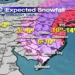 MAPS with updated expected snowfall totals for the area  http://t.co/Qw1SLfFA6Z  #6abcSnow http://t.co/pMttMzx9BD