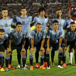 #Sub20   Final del partido en el estadio Centenario, @AUFseleccion 0 - 0 @CBF_Futebol . #VamosUruguay. http://t.co/tQGU8QX5Th
