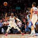 Lob city! Clippers earn 5th consecutive win as Nuggets lose 7th straight., 102-98. Chris Paul: 15 Pts, 5 Reb, 8 Ast http://t.co/BSZ8JdvAby