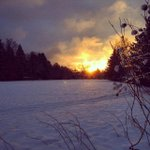 27/365: Ein traumhafter Wintermorgen. #muenchnermuse #winterfreuden #winter http://t.co/h9iakVxFaY #münchen #in... http://t.co/ysQ3SnzuyX