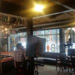Prepping for a video shoot! @DTKitchener @CityKitchener #DTKLove http://t.co/sUxhHYa9cd