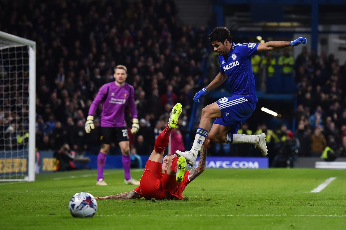 "POLL:  Should Diego Costa be punished for his ""stamps"" on Skrtel & Emre Can in last night's game?  RT - Yes FAV - No http://t.co/lEaJLqiBAu"