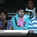 Twitter / @AristeguiOnline: #Envivo Padres de normalis ...