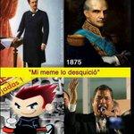 """Cerrando tema con este genial meme de @CrudoEcuador : De """"Mi pluma lo mató"""" (Juan Montalvo) a """"Mi meme lo desquició"""". http://t.co/6oAXinVl0j"""