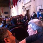 Twitter / @NichiVendola: In Campidoglio a #Roma per ...