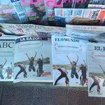Hoy en el Kiosko te dejan claro lo que puedes elegir y quién manda en la prensa. Brutal. http://t.co/g30BIFXlCg