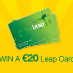 Feeling the Januaray blues?To cheer you up we have @leapcard loaded with €20 to giveaway!SimplyRT for a chance to win http://t.co/F7fZ3mAQgW