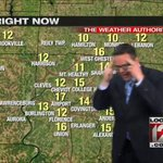 "During commercials @johngumm tries to make temperatures go up with his mind. ""We just jumped 3 degrees!"" #gummpower http://t.co/fFtc8W98W1"
