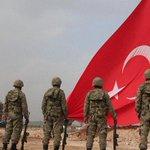 Twitter / @aksam_gazetesi: Kobani sınırına dev Türk b ...