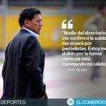 Twitter / @elcomerciocom: #FútbolEC / ¡Nadie le dijo ...