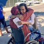 Se siente el apoyo y el cariño para @clemen72, #AvancemosJuntos para fortalecer a las familias de Hermosillo. http://t.co/ZwUq7Fb8e4