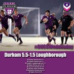 Fantastic #BUCSwednesday for Durham as BUCS focus institution. Durham v Lboro: W:5 D1 L1 #number1 #bleedpalatinate http://t.co/beL8e8g1i2