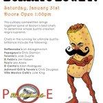 #BurritoBowlIV is this Saturday! Grab your ticket now: http://t.co/EQEMuw6kQs #backbay #boston http://t.co/q3gEdCC0ue