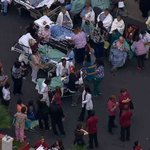 CULVER CITY UPDATE: Patients evacuated outside as firefighters clear smoke at Brotman Medical Center http://t.co/zUQxwvIBVo