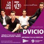 """Hola!!! Somos artistas confirmados para #LaNocheDeCADENA100. Entradas YA A LA VENTA! > http://t.co/ZixfatRgIF http://t.co/NNIOVFQKeA"""""""