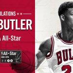 Congratulations @JimmyButler! #NBAAllStarNYC http://t.co/lonQZ4TlGj