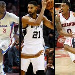 Wake leads all schools with 3 NBA All-Stars: Tim Duncan, Chris Paul & Jeff Teague.  STORY: http://t.co/x4mAW5lhWR http://t.co/2WgxH8RgDh