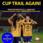 ONE DAY TO GO: Will you be at our game against @LondonBees tomorrow? Details here - http://t.co/QC0YGyFa4L http://t.co/1mtpvOJLUf