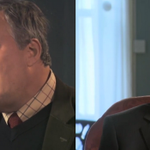 Stephen Fry and Gay Byrne talk god and atheism in unmissable video! http://t.co/VdeDD96CIL http://t.co/DG5czp7IYz
