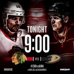The #Blackhawks take on the league-leading Ducks TONIGHT in Anaheim! Get set for the matchup: http://t.co/CpQ6eQ1qR3 http://t.co/5dAMHLvikW