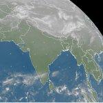 Latest Satellite Image of Nepali Sky (NPT=UTC+5.45) [Auto tweet] #Weather: http://t.co/X1fEYed1ws #SatImage #Nepal http://t.co/u0Mfk4eVWW