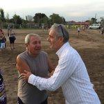 Muy buen trabajo en Noroeste, de un basural a una hermosa cancha de Fútbol. Felicitaciones al Puma Ocampo y equipo!!! http://t.co/82sZmbuZZf