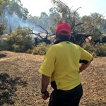 @BOM_WA says strong easterly winds with gusts up to 60ks p/h expected to fan #Waroona blaze today @9NewsPerth http://t.co/RzU92esCVO