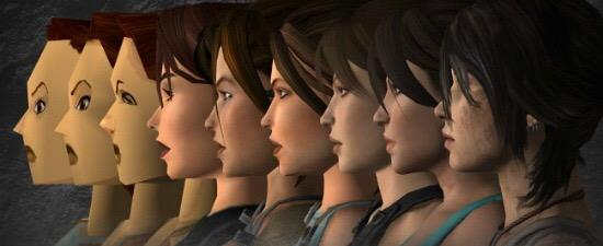 Moore's law visualized through the evolution of Lara Croft http://t.co/X2IJ4KH82A